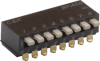 Side Actuated DIP Switches -- BPA Series - Image