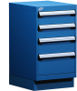 Stationary Compact Cabinet with Partitions -- L3ABD-2835C -Image