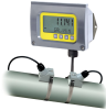 Clamp-On Ultrasonic Flow for Liquids -- FDT-40