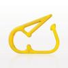 Pinch Clamp, Yellow