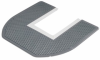 Toilet Disposable Washroom Floor Mat -- TLS599