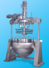 Vacuum Mixer Homogenizer -- MACEF PHARMA 1000
