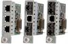 Redundant Fast Ethernet Fiber and UTP Managed Ethernet Media Converters -- iConverter® Tx/2Fx and Tx/2Tx
