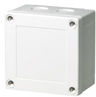 Enclosure, Opaque Cover With Knock Out Base -- MNX UL PCM 95/60 G -Image