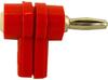 Right Angle Banana Plug -- 9304 - Image