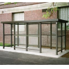 Flat Roof Outdoor Shelters -- 3375002
