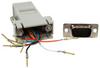 DB9 Male to RJ45 Modular Adapter -- 31D1-B1