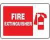 MFXG419VA - Safety Sign, Fire Extinguisher (symbol), 7