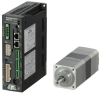 AlphaStep Closed Loop Stepper Motor and Driver with Built-in Controller (Stored Data) -- AR46AAD-PS25-3