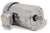 AC MOTOR 0.75HP 1800RPM 56C 208-230/ 460VAC 3-PH STAINLESS STEEL W/O FEET -- MTSS-P75-3BD18R - Image