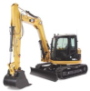 Mini Excavators -- 308D CR SB-Image