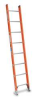Ladder,Straight,20Ft,Fiberglass -- D6220-1