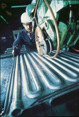 Кожухотрубный конденсатор Alfa Laval CFC 50 Саров