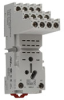 RELAY SOCKET, FOR H782 SERIES CUBE RELAYS WITH SQUARE BASE -- 782-4C-SKT - Image