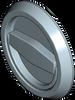 Stainless D-Ring Quarter Turn -- 1098 - Image