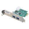 Cables To Go 2-Port USB 3.0 SuperSpeed PCI-E Card - USB adap -- 29055