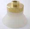 Deep Vacuum Cups -- D50SW Sil