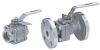 Metal Seated Ball Valve -- Model 3/8
