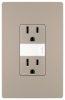 Combination Switch/Receptacle -- NTL-885TRNICC6 -- View Larger Image