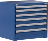 Heavy-Duty Stationary Cabinet (with Compartments) -- R5AEE-3053 -Image