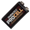 Duracell Procell Alkaline 9Volt Battery -- 381006 - Image