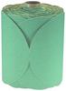 3M 246U Aluminum Oxide Disc Roll Medium Grade 80 Grit - 6 in Diameter - 01506 -- 051144-01506 - Image