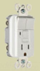 Combination Switch/Receptacle -- 1595-2SWTWCC4 -- View Larger Image
