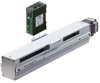 Linear Actuator (Slide) - Straight Type, X-axis Table with Built-in Controller (Stored Data) -- EAS6X-D010-ARAKD-3 -Image