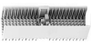 Card-Edge and Backplane Connector -- 100143-1