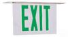 Exit Sign -- CVES2RNE