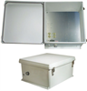 20x16x11 Inch 120VAC Weatherproof Enclosure with Intergral Heating System -- NB201611-1H0