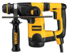 DEWALT 1 In. L-Shaped Rotary Hammer with Shocks -- Model# D25323K
