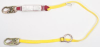 Energy-Absorbing Lanyard -- Sure-Stop® -Image