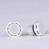 100pcs Milvent Light Grey M12x1.5 Breather Waterproof Air Vent Plug