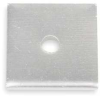 Channel Washer,Square,1/2 In,SS,PK25 -- 2HAP4 - Image