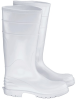 Onguard Polymax Ultra 81076 White 10 Chemical-Resistant Boots - 16 in Height - Polymax Ultra Upper, Ultragrip Sole and Steel Toe Cap - 791079-10445 -- 791079-10445 - Image