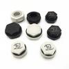 Black M16x1.5 Plastic Vent Plug,Breathers,Waterproof Vent Plug,Protective Vents,Screw-In Vents