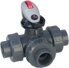 3-Way PVC Valve -- MC-3W Series