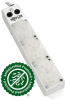 For Patient-Care Vicinity - UL 1363A Medical-Grade Power Strip, 6 20A Hospital-Grade Outlets, Safety Covers, 7 ft. Cord -- PS607HG20AOEM