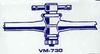 Straight Bore Teflon Stopcock -- VM730-09