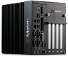 High Performance 3rd Generation Intel® Core™ i7/i5/i3 processor-based Fanless System with PCI/PCIe (Gen2) Slots -- MXC-6300 - Image
