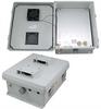 12x10x5 Inch 120 VAC Weatherproof NEMA Enclosure w/Solid State Fan/Heat Controller -- NB121005-1HFS -Image