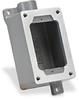 Haz-Loc Splice/Device Box: single gang, (1) 3/4 inch hub -- SWB-2 -- View Larger Image