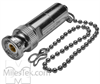 3-slot 78 OHM TRB MIL-STD-1553 DATA BUS Terminator Plug - 6.0