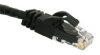 Cat6 Patch Cable Snagless Black - 50Ft -- HAV27156 -- View Larger Image