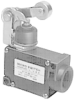 MICRO SWITCH BF Series Enclosed Switches, One-Way Roller Arm - Adjustable, 1NC/1NO SPDT Snap Action, 0.5 in - 14NPT conduit, Left-Hand Acutator -- BFL1-BL3