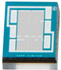 MEMS Sensing Elements High Pressure Sensor -- 5000 Series -- View Larger Image