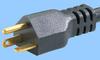 North American NEMA 6-20 Cord Set w/ Angled C19 -- 86221275 -Image
