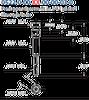 Solderless Pressfit PCB Pin -- 0522-0-00-15-00-00-03-0