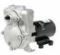 Cole-Parmer 316 SS Low-Flow Close-Coupled Centrifugal Pump; 18 GPM, 12VDC -- GO-72021-31 - Image
